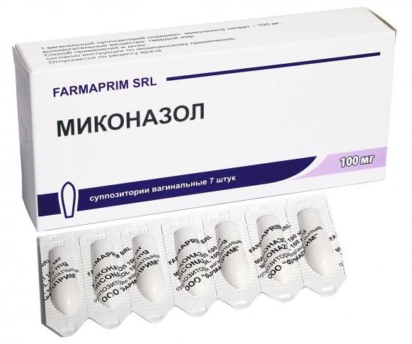 лечение молочницы свечками