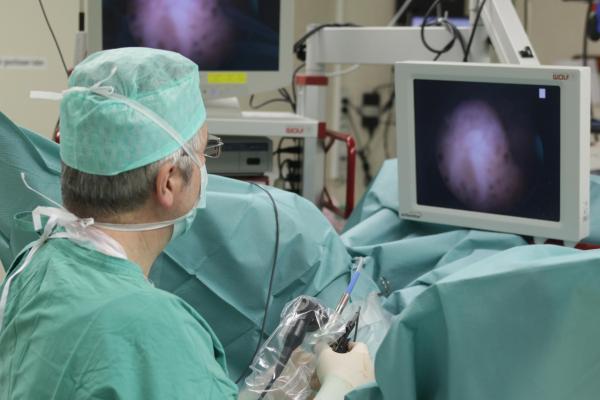 методика проведения цистоскопии