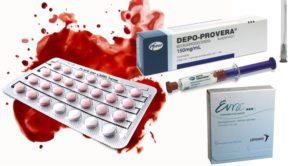 кровотечения после приема противозачаточных