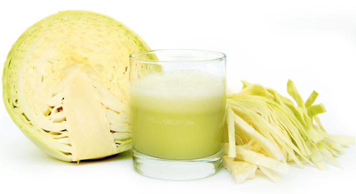 сок белокачанной капусты