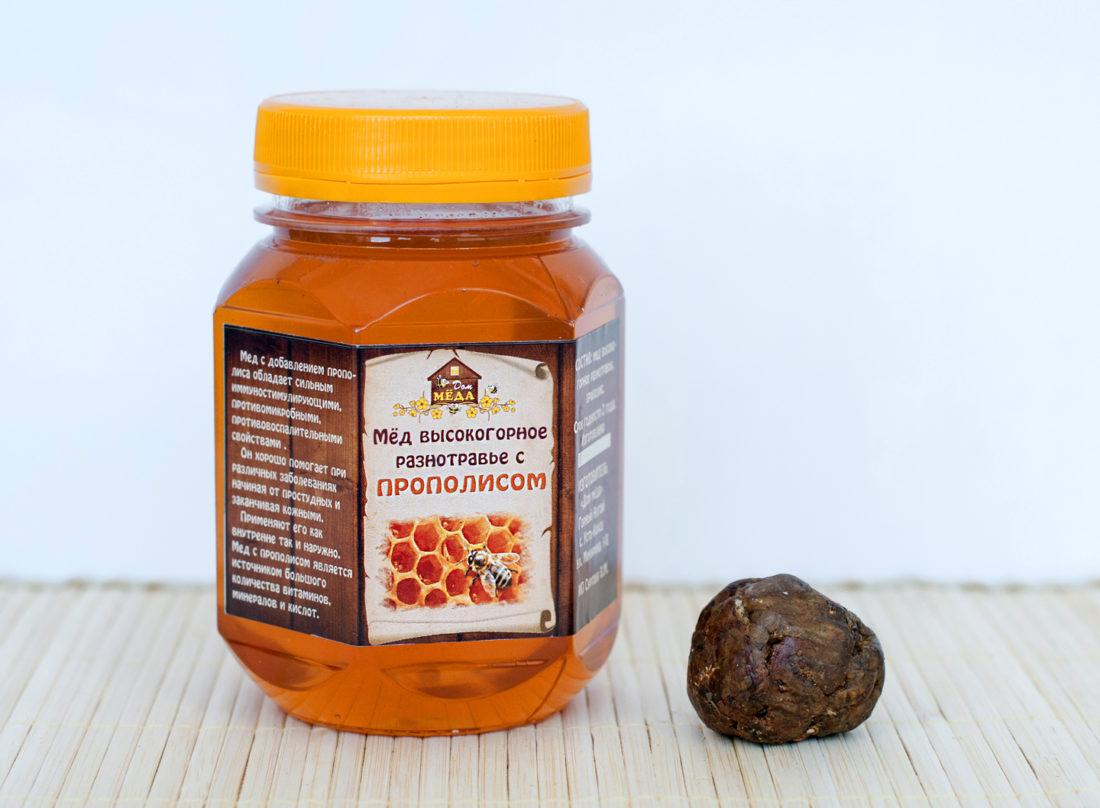 тампоны с медом