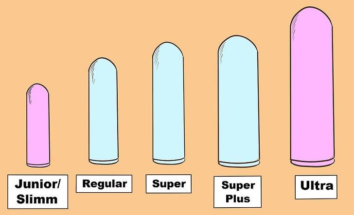 Как пользоваться тампонами