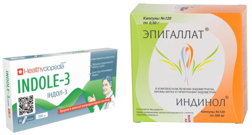 Аденомиоз матки: лечение препаратами