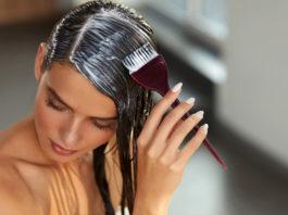 Окрашивание волос во время менструации