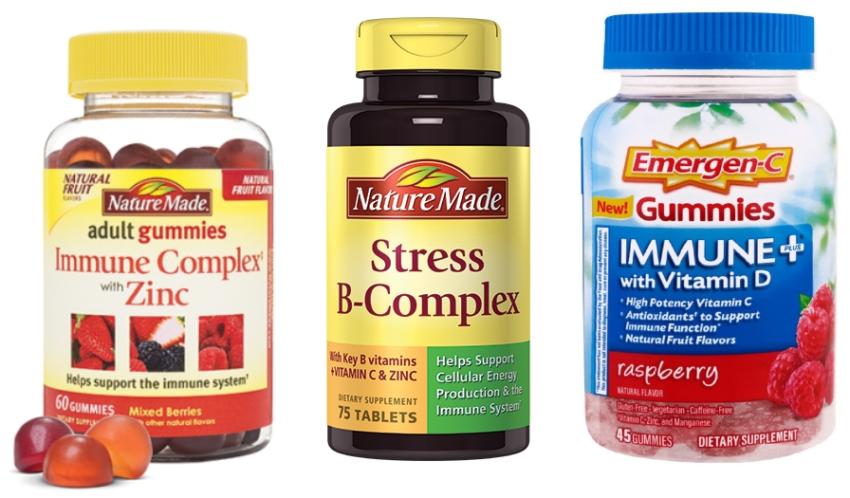 Комплекс витаминов для иммунитета