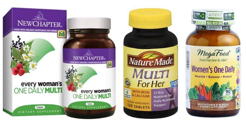 Комплекс витаминов для женщин