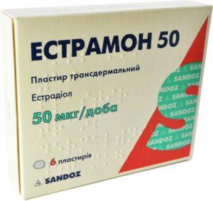 Контрацептивный пластырь